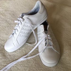 Men's new K-Swiss leather court shoes